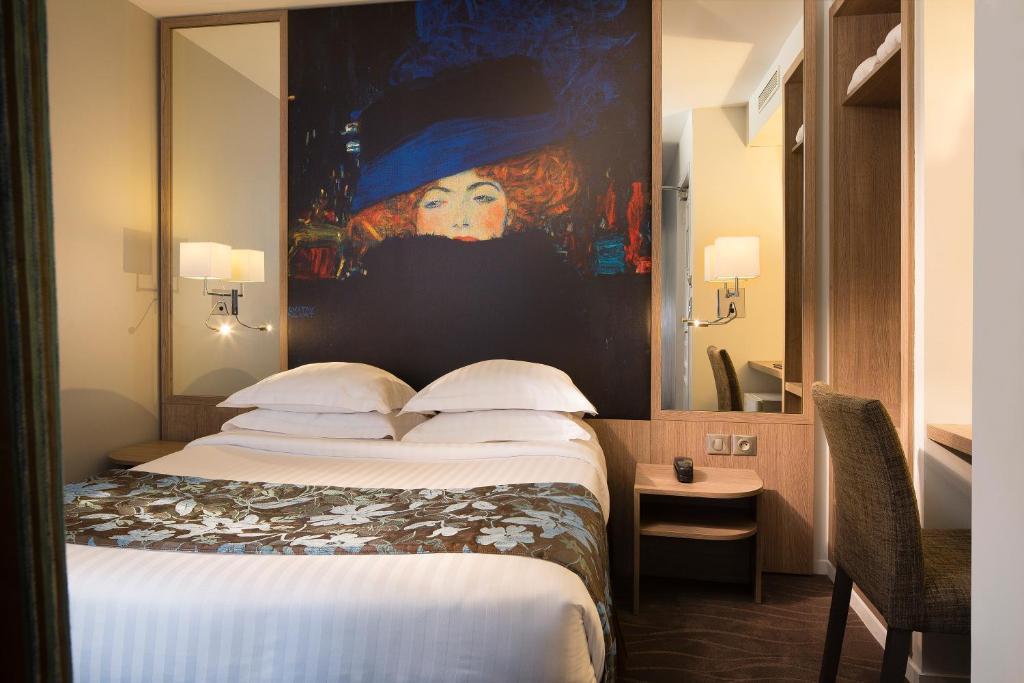 Hotel Pratic Paris Le Marais