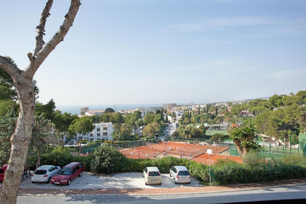 Apartment jard n miraflores mijas costa spain for Jardin tecina booking