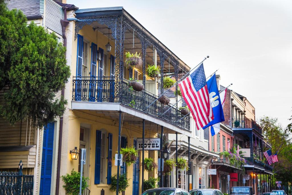 Andrew Jackson Hotel French Quarter - New Orleans - book ...