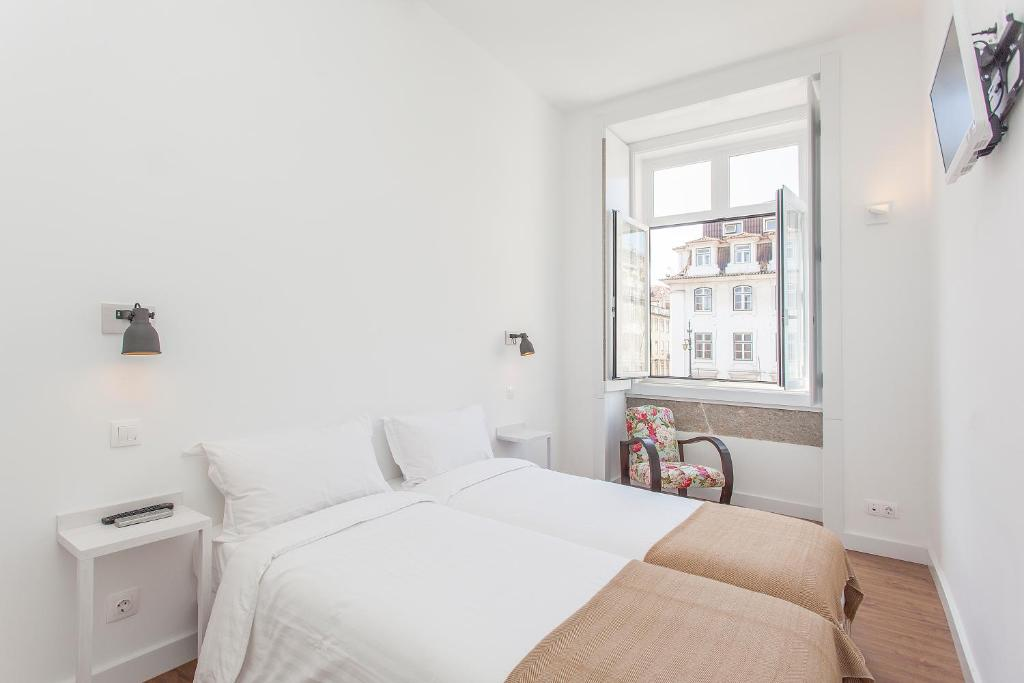Lisbon old town guest house chambres d 39 h tes lisbonne for Chambre hote lisbonne