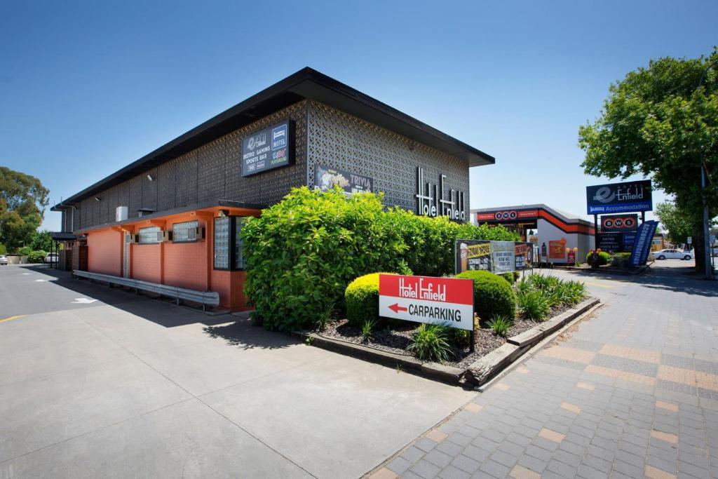 Adelaide Oval Restaurant