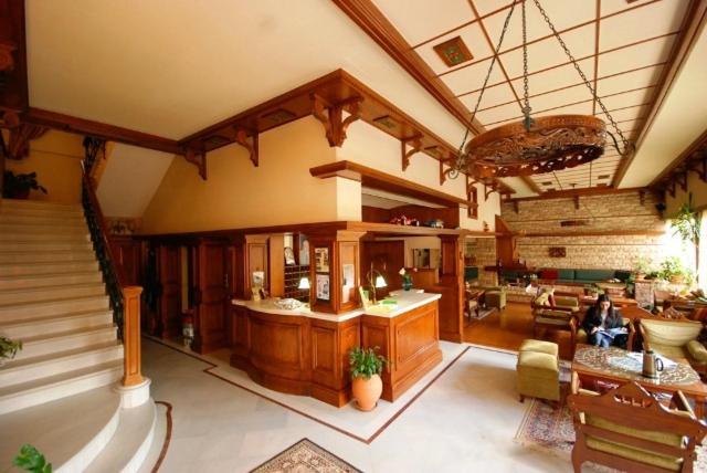 Hotel Elvetia, Lobby or reception