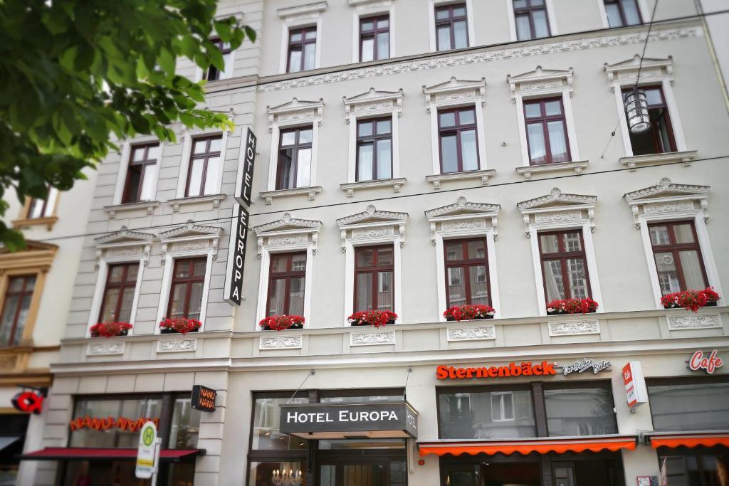 hotel europa g rlitz informationen und buchungen online viamichelin. Black Bedroom Furniture Sets. Home Design Ideas
