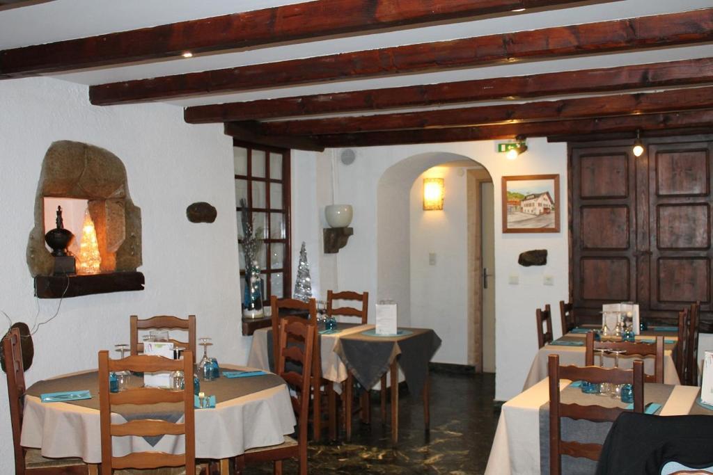 Restaurant Les Sapins Saint Jeoire