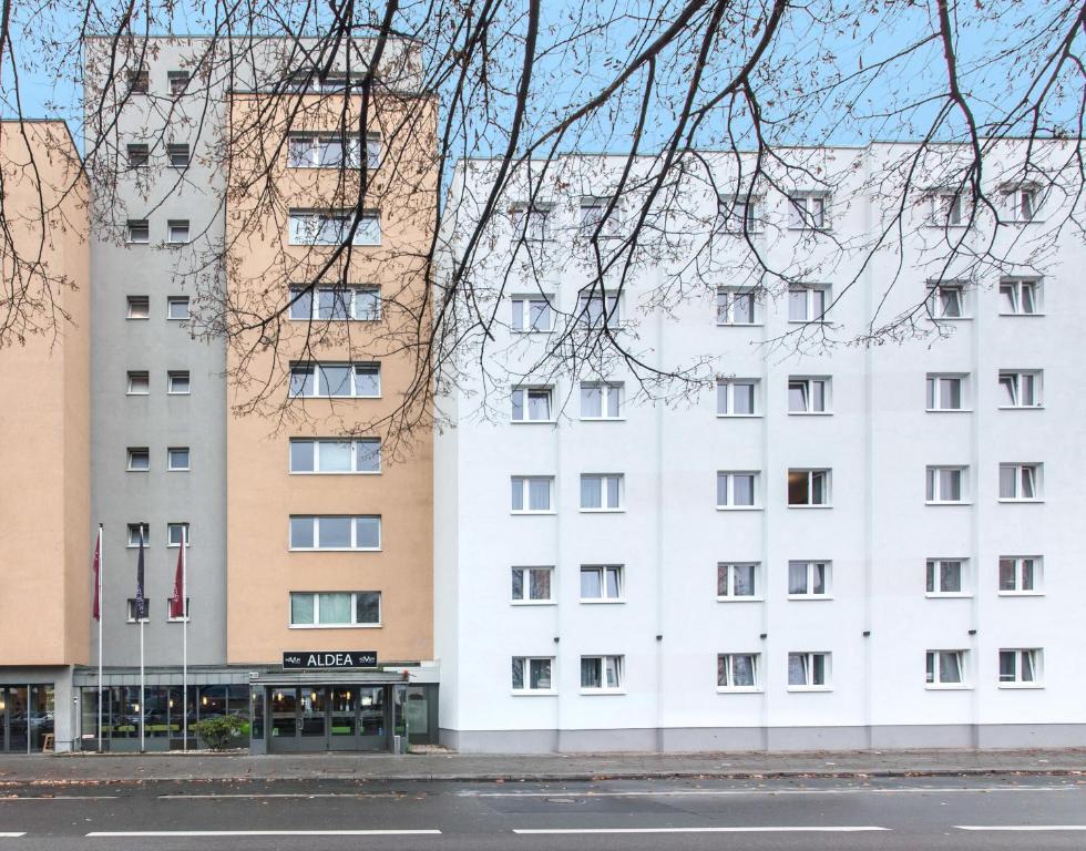 Novum Style Hotel Aldea Berlin Centrum