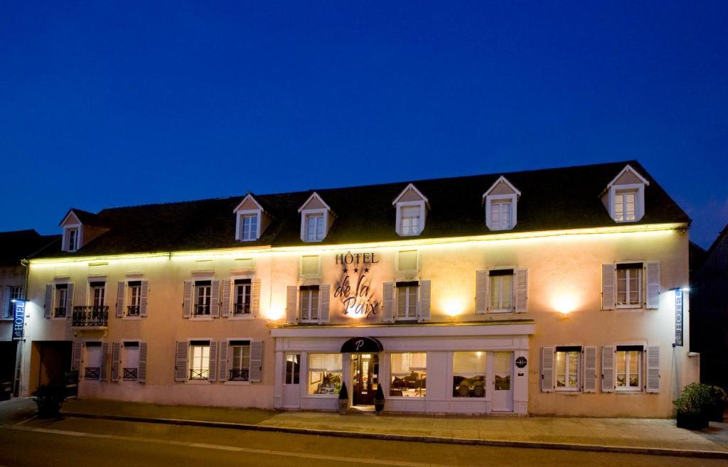 Hotel De La Poste Beaune Parking