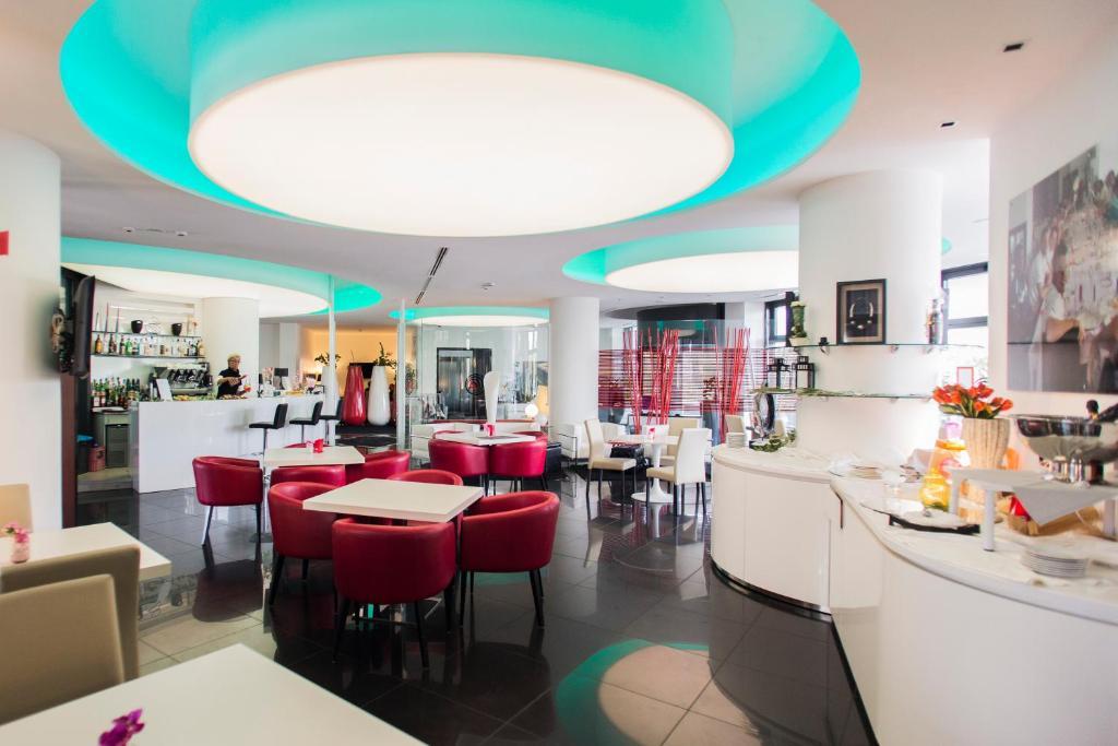 Amati 39 design hotel zola predosa prenotazione on line for Hotel amati bologna