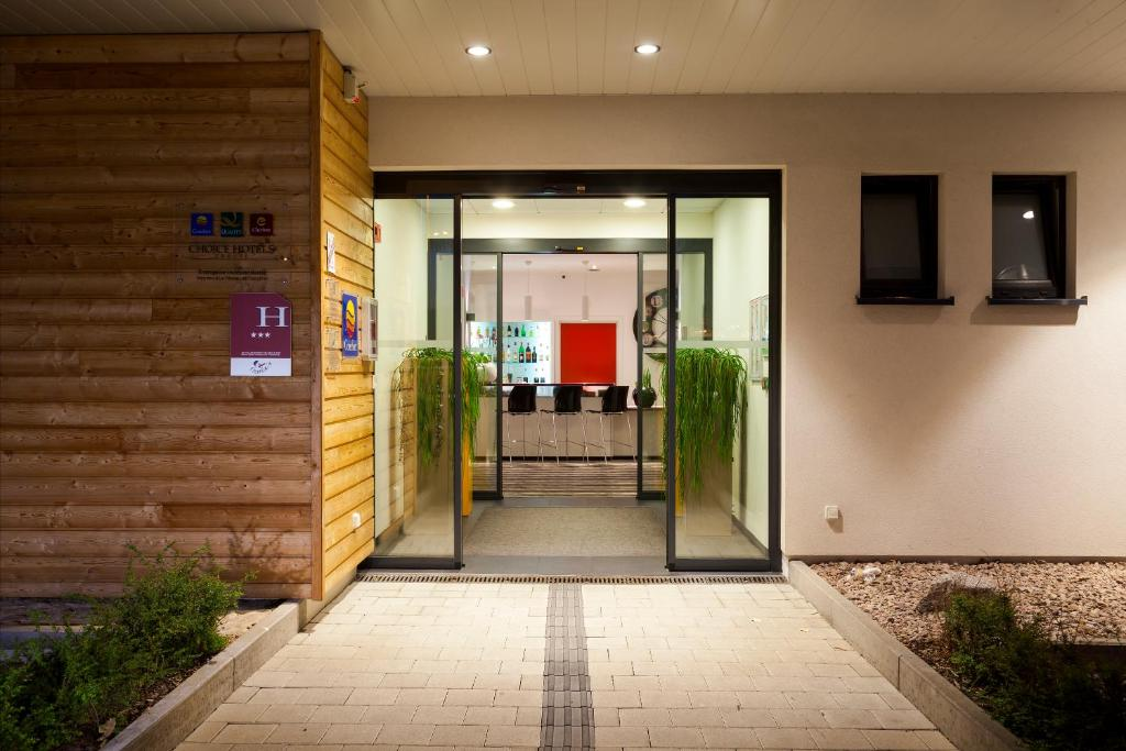 Comfort hotel expo colmar colmar book your hotel with for Hotels colmar