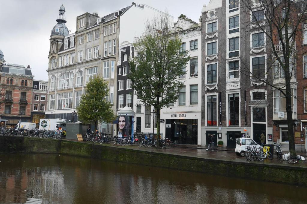 Hotel agora amsterdam book your hotel with viamichelin for Booking hotel amsterdam