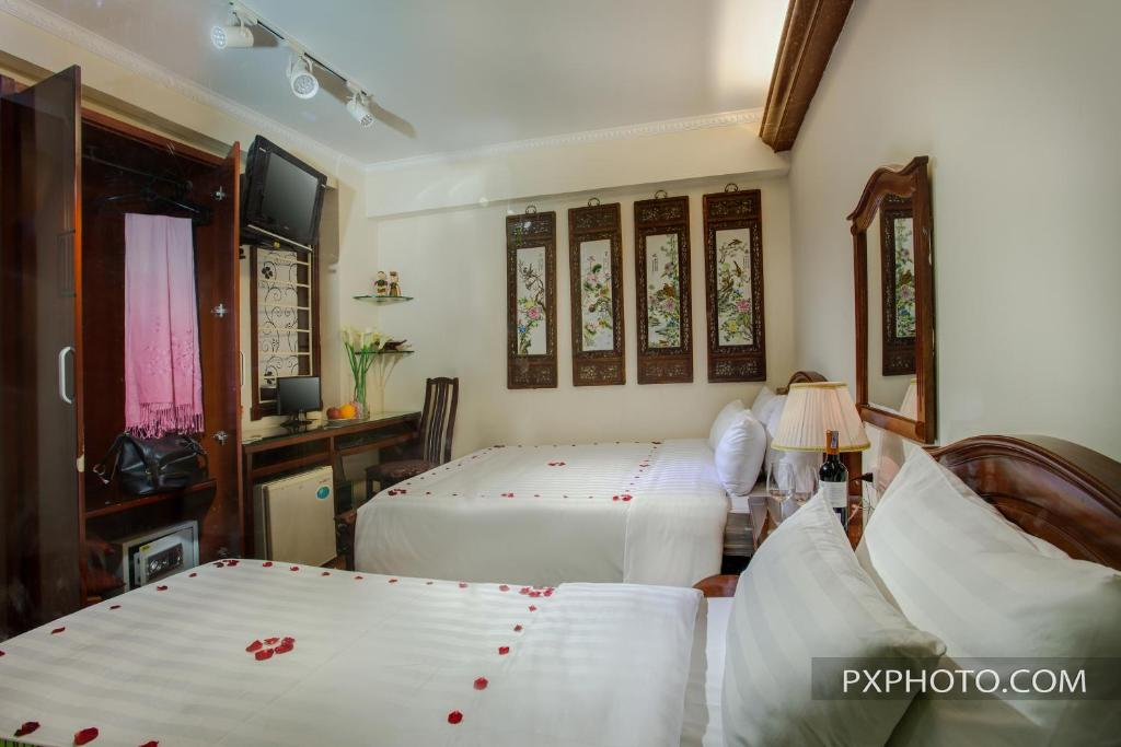 Phòng Deluxe 3 Người