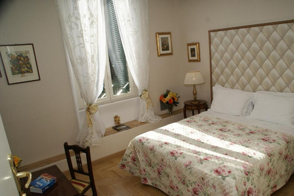 Chambres d 39 h tes landlord in trastevere chambres d 39 h tes rome for Chambre hote rome