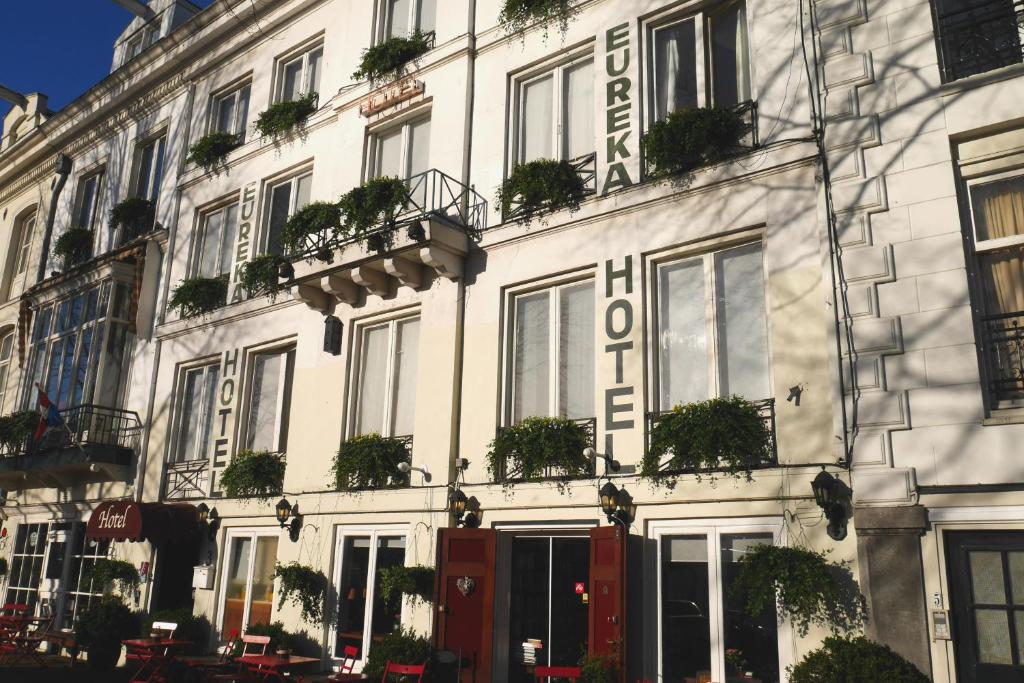 Amsterdam house hotel eureka amsterdam book your hotel for Booking hotel amsterdam