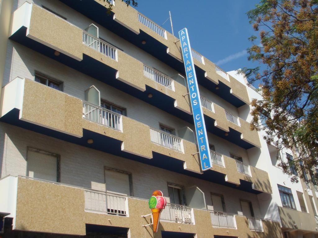 Apartamentos Central