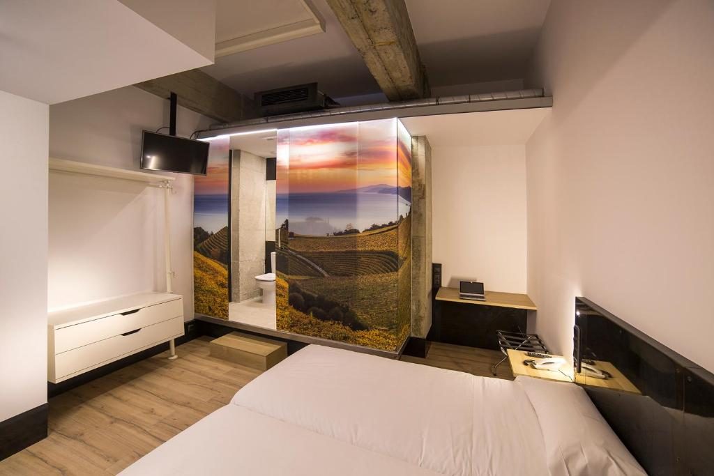 Zerupe hotel zarautz reserva tu hotel con viamichelin for Hotels zarautz