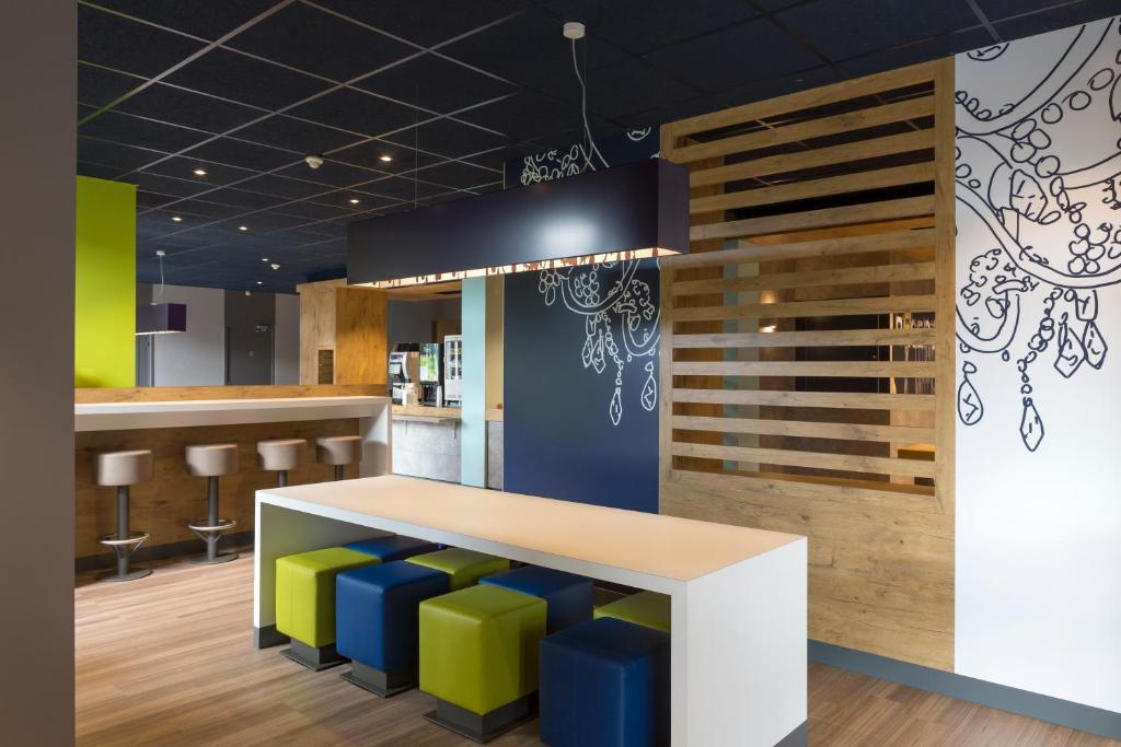 Hotel Ibis Budget Lorient Hennebont