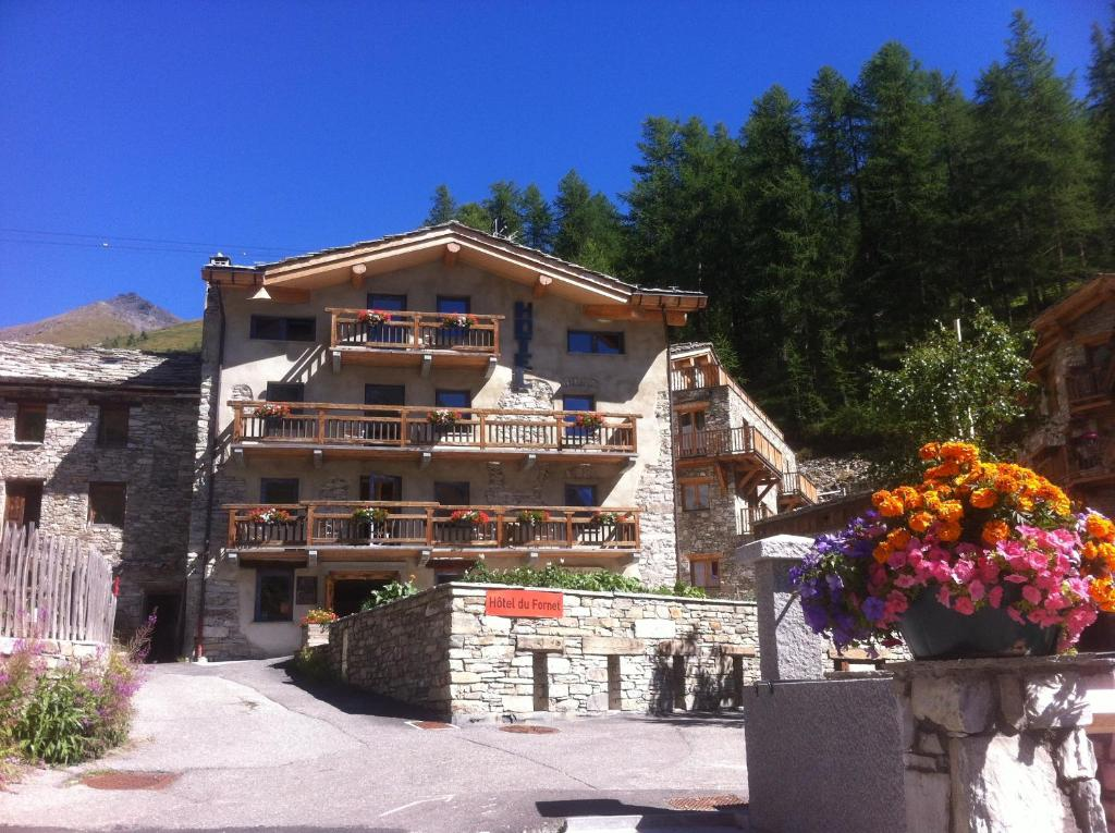 Hotel du fornet val d 39 is re for Hotels val d isere