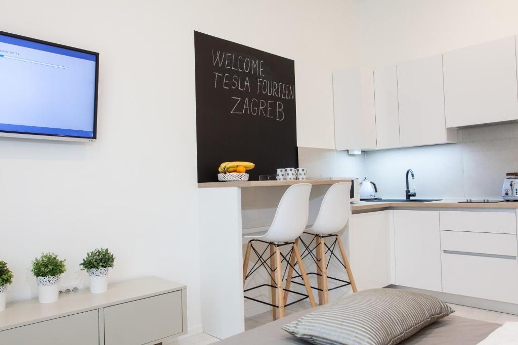 Tesla boutique apartments zagreb informationen und for Hotel 9 luxury boutique zagreb