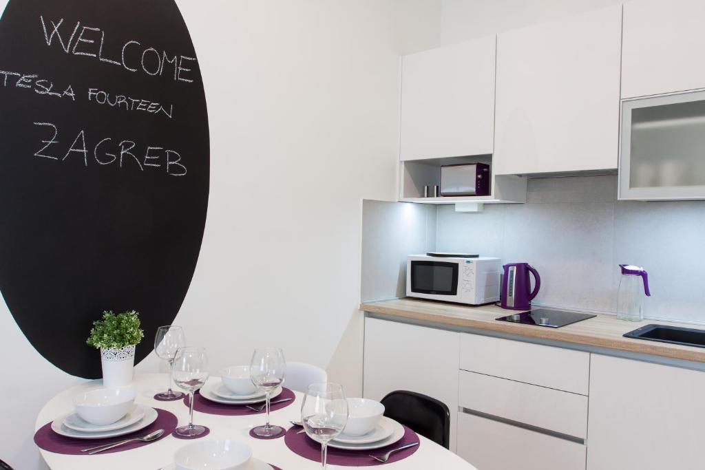 Tesla boutique apartments zagreb reserva tu hotel con for Design boutique hotel zagreb