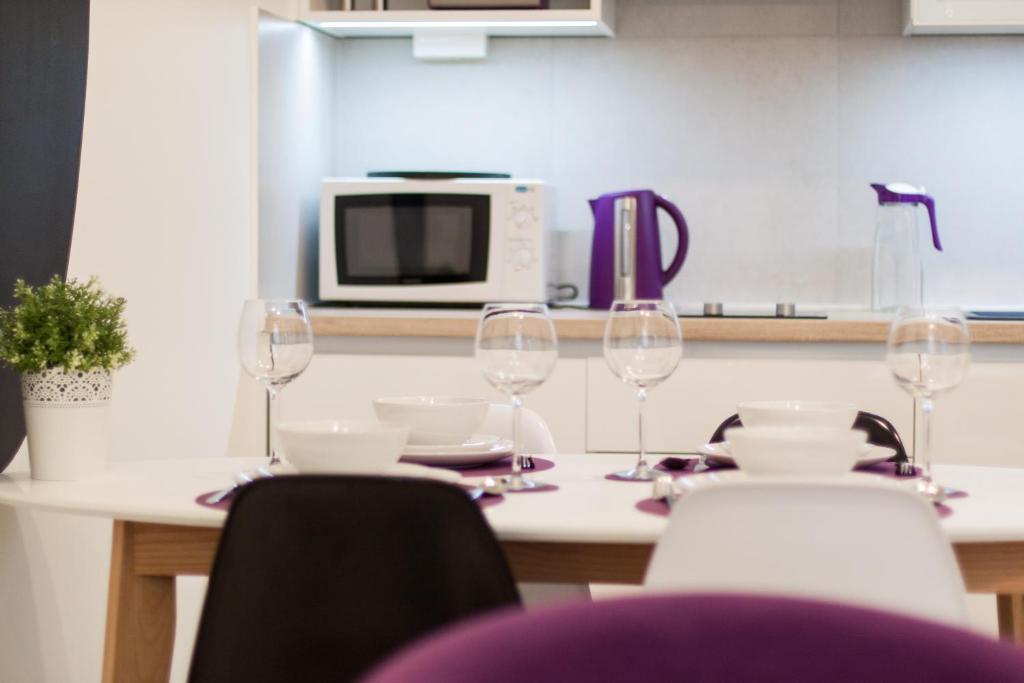 Tesla boutique apartments zagreb viamichelin for Design boutique hotel zagreb