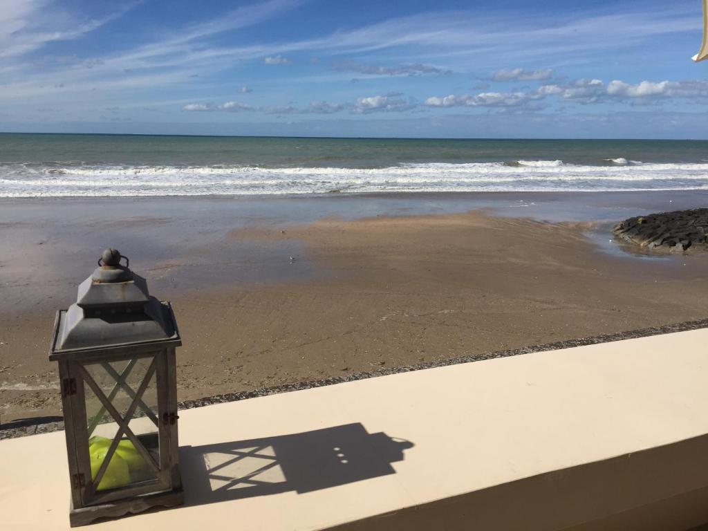appartement pleine vue mer trouville sur mer france