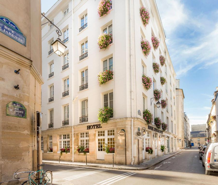 H Tel Jeanne D 39 Arc Le Marais Paris Book Your Hotel