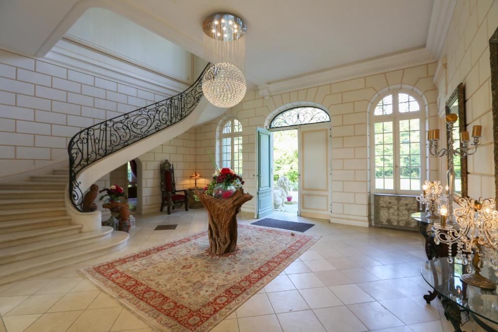 chambres dhtes chteau le lout - Chateau Du Taillan Mariage