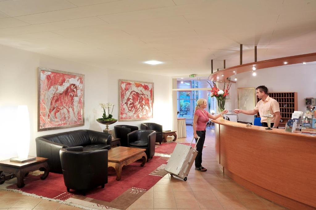 Hotel Ludwig Van Beethoven Berlin Hasenheide