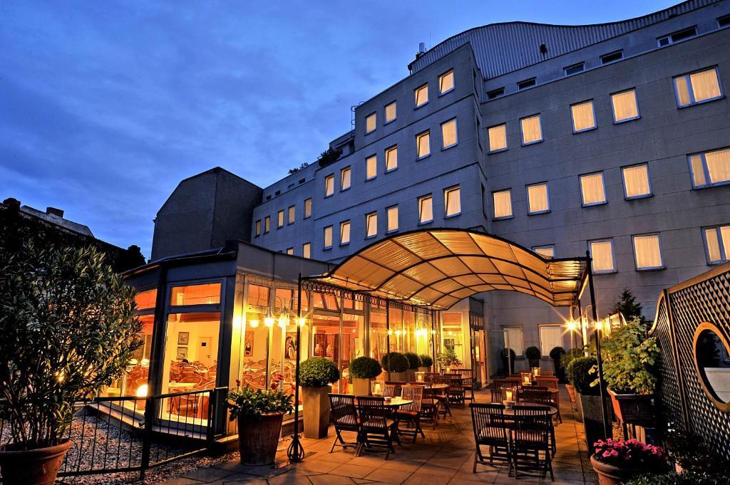 Hotel Berlin Hasenheide