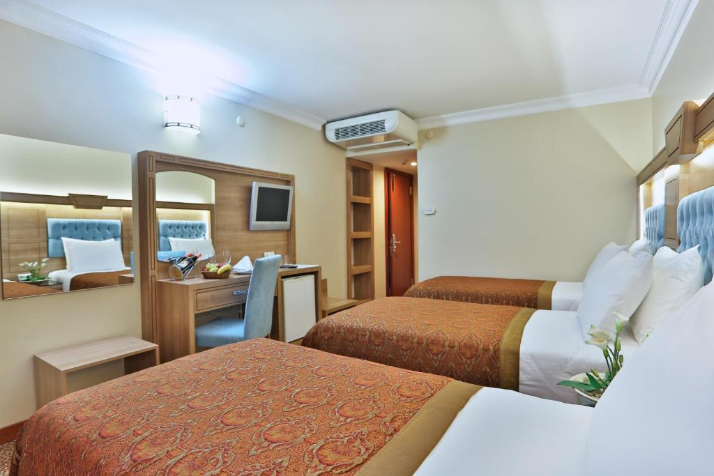 Sterne Hotel Istanbul Zentrum