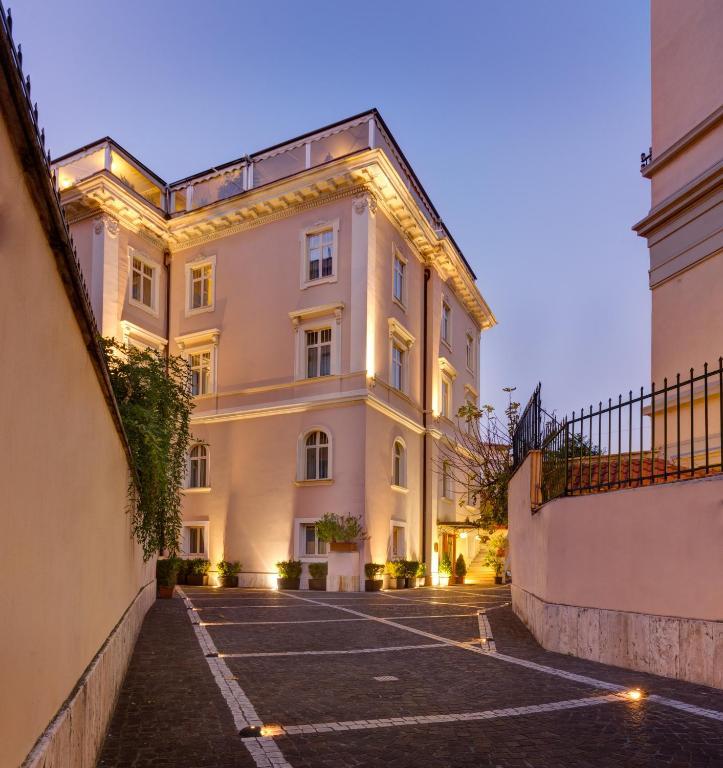 Hotel Villa Morgagni To Rome Centre