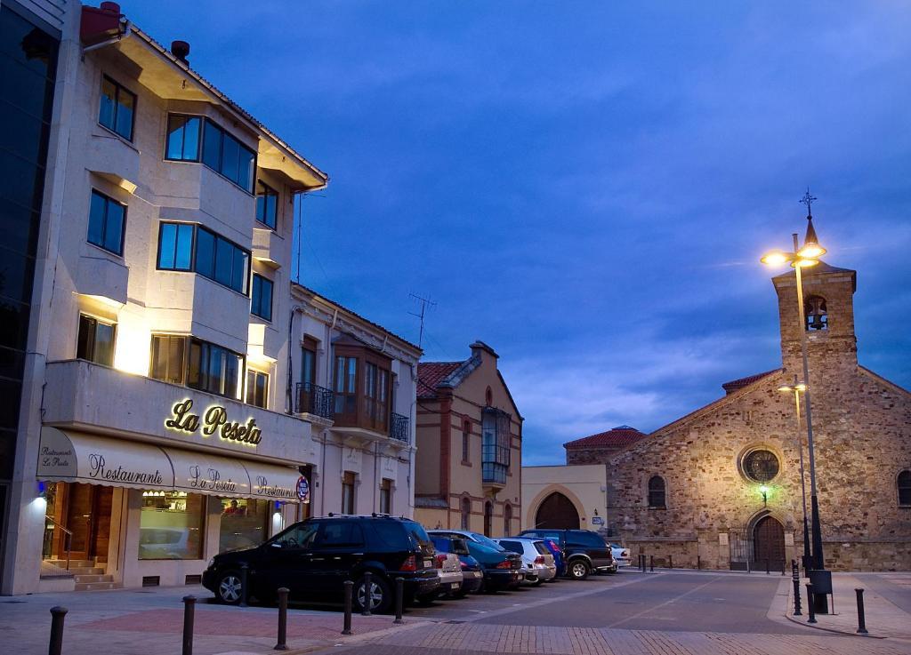 Los mejores apartamentos en astorga le n hotel astoria - Hotel astorga malaga ...