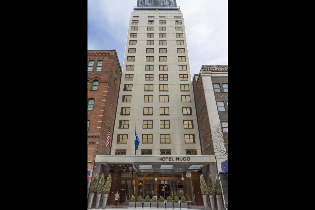 Hotel hugo new york book your hotel with viamichelin for Hugo s boutique hotel
