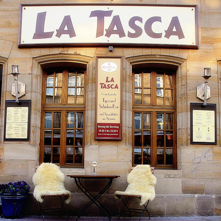 Werners Hotel Restaurant La Tasca  Furth