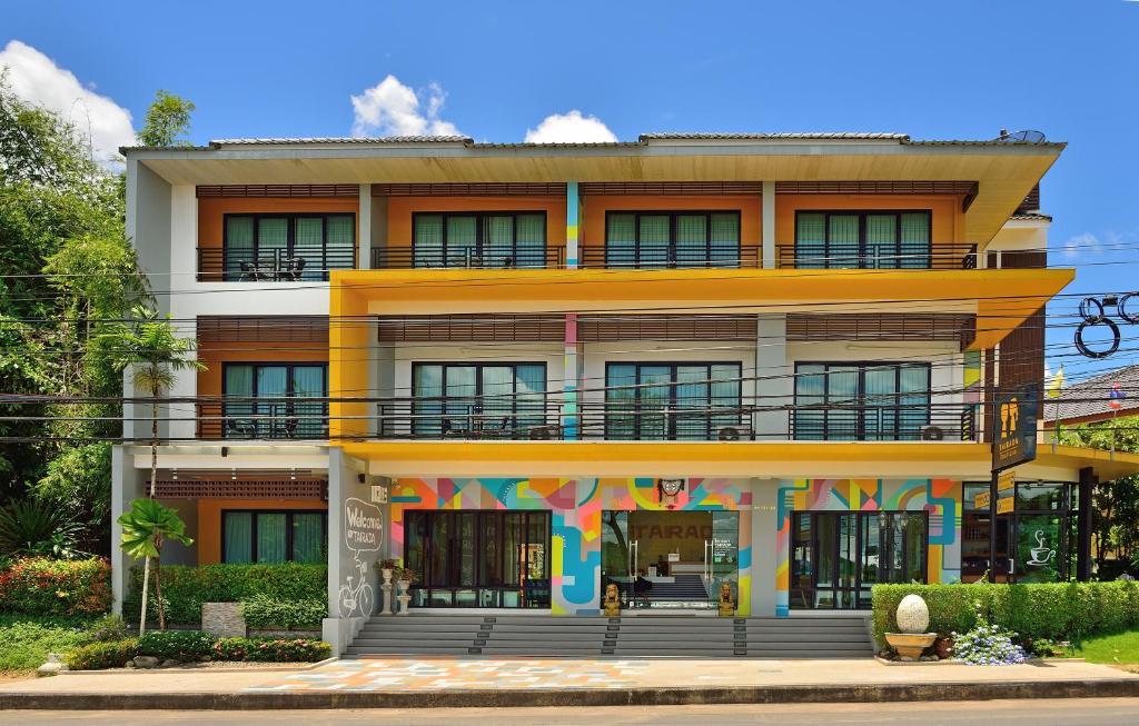 Tairada boutique hotel krabi yai viamichelin for Boutique hotel krabi