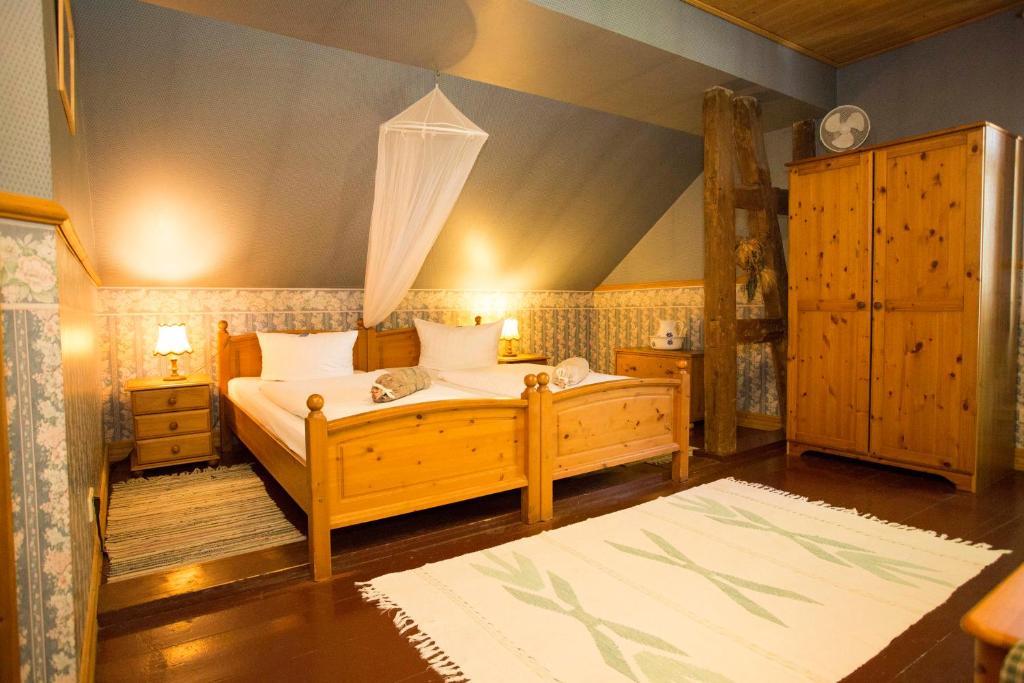Bio-Hotel Kolonieschänke, Burg – zum Angebot – Gästebewertungen