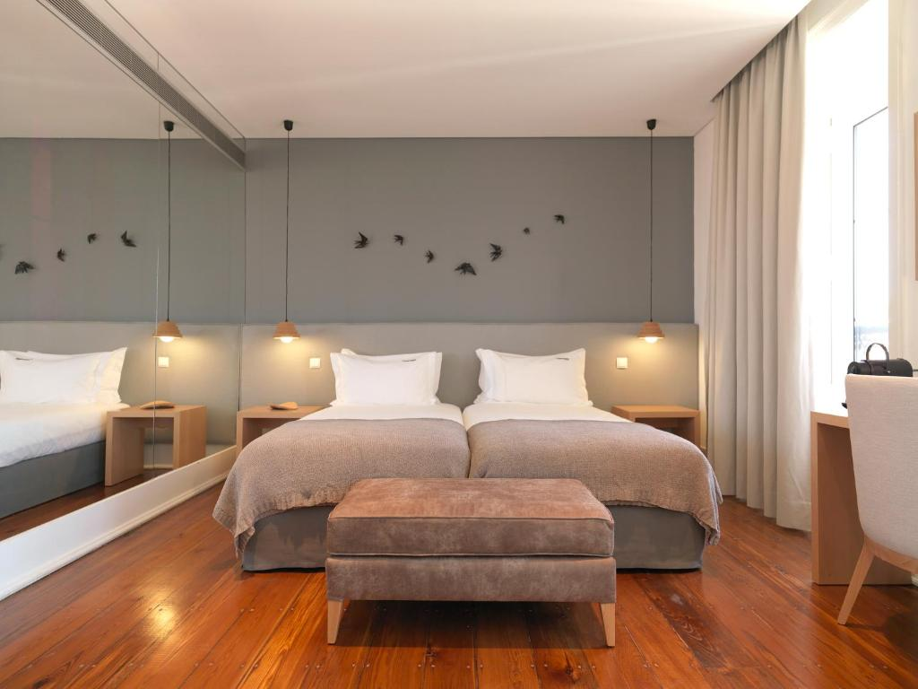 feels like home chiado prime suites r servation gratuite sur viamichelin. Black Bedroom Furniture Sets. Home Design Ideas