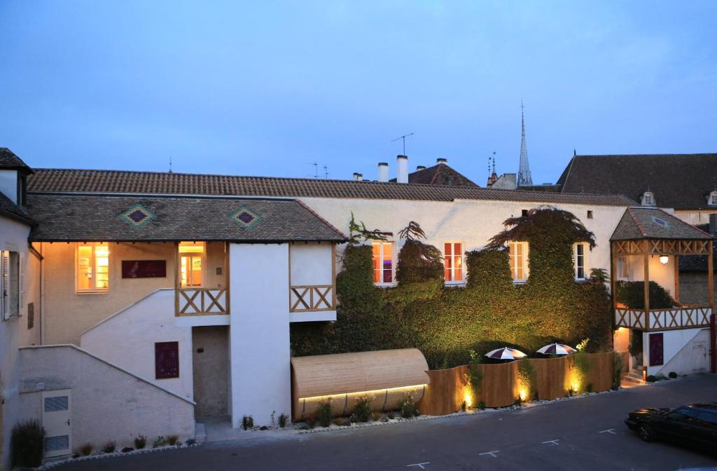H tel le cep beaune book your hotel with viamichelin for Hotels beaune