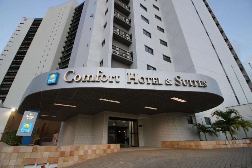 Comfort hotel suites natal brasil natal for Hotel e booking