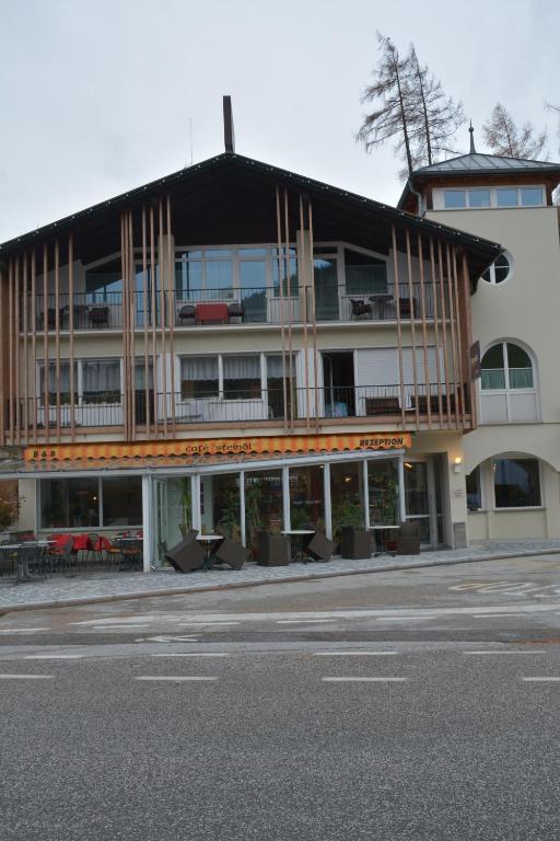 Steindl 39 s b b sterzing reserve o seu hotel com viamichelin for Boutique hotel sterzing