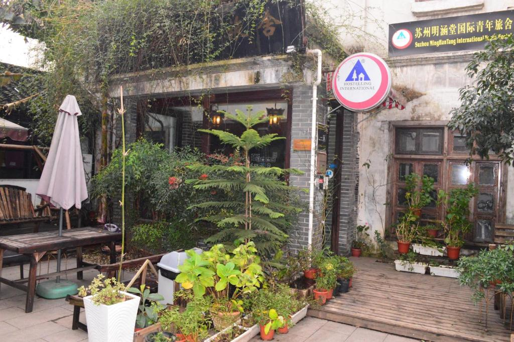 Minghantang Suzhou International Youth Hostel