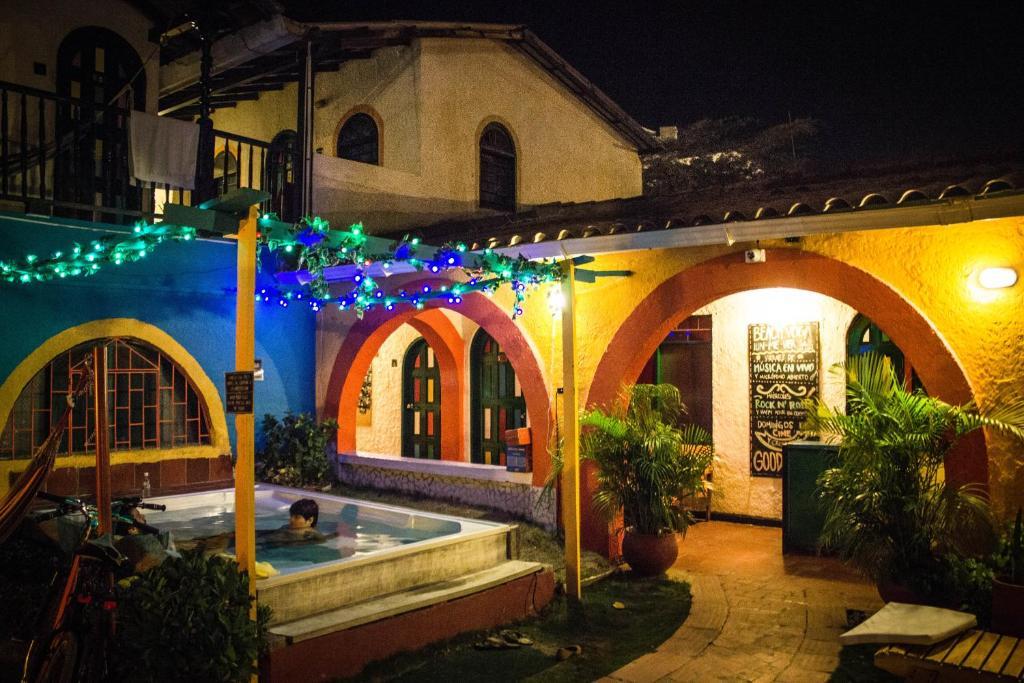 Casa del Ritmo - Backpackers Hostel