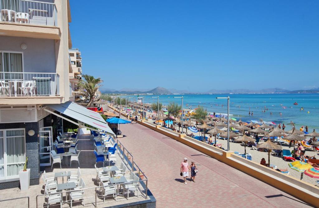 Hotel Palma De Majorque Centre Ville