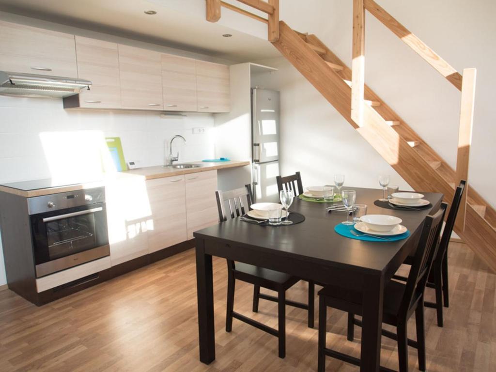 Apartment brno reissigova brno online booking for Design apartment udolni brno