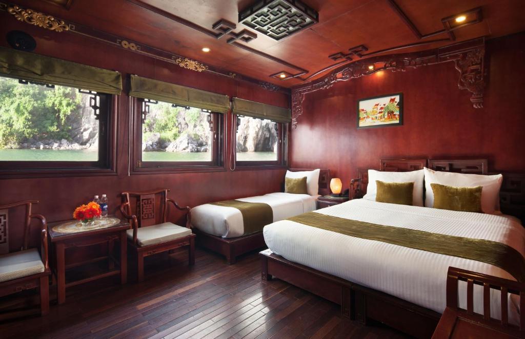 Cabin Gia đình Deluxe 2 ngày 1 đêm