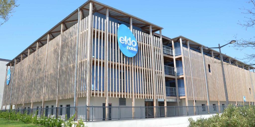 Eklo Hotels Le Havre LeHavre France