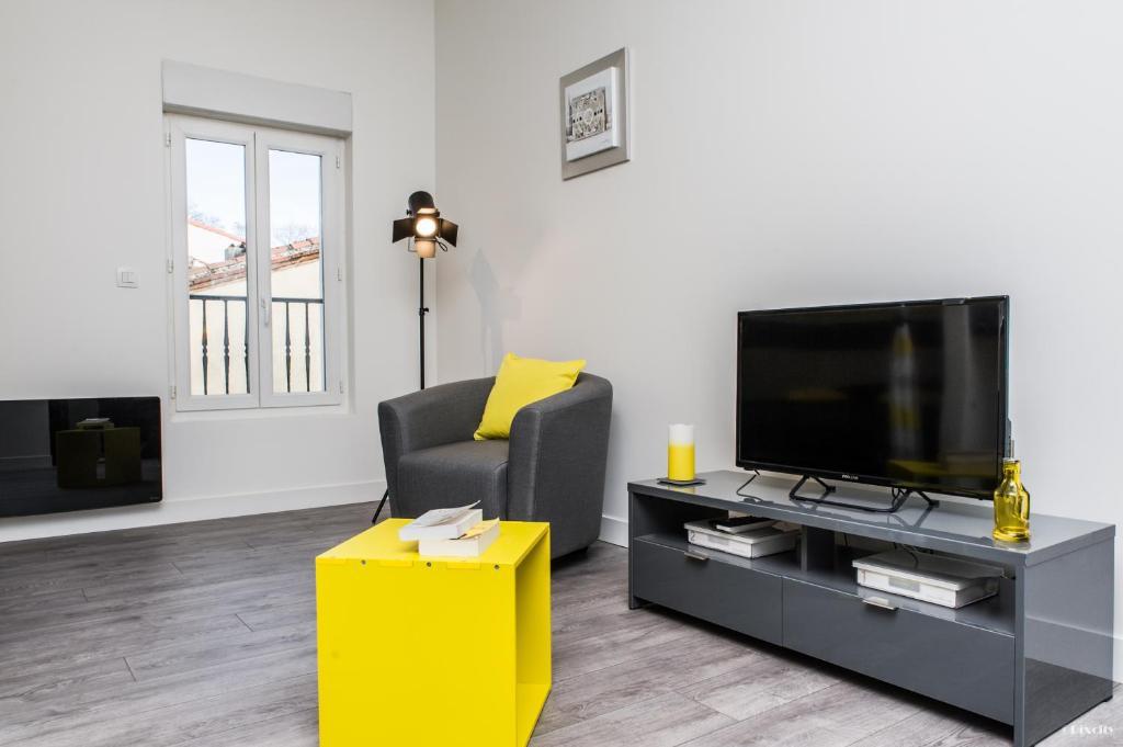 appartement toulouse centre locations de vacances toulouse. Black Bedroom Furniture Sets. Home Design Ideas