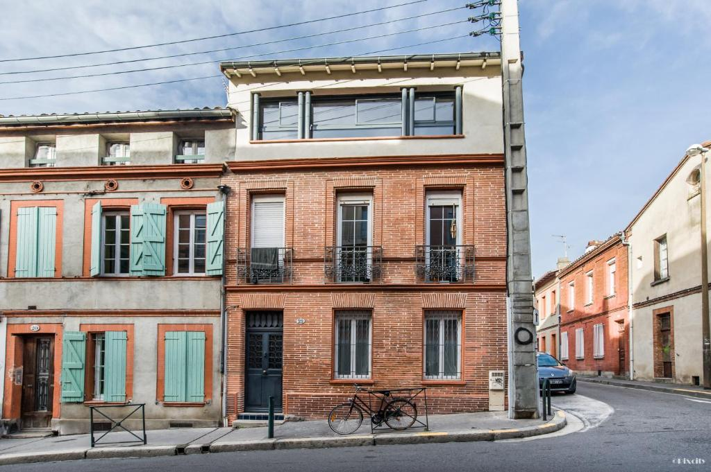 Odalys Appart Hotel Toulouse