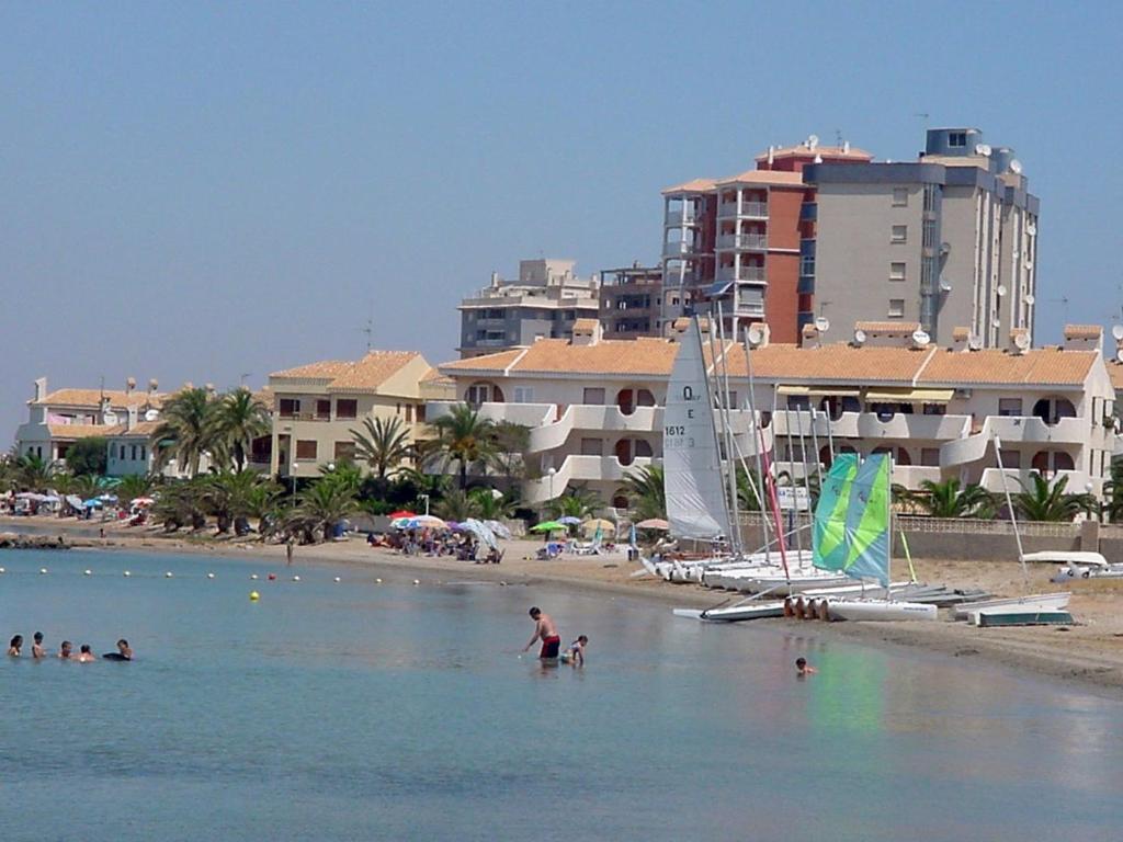 Apartamentos g ndolas la manga del mar menor espa a - Apartamentos en la palma baratos ...