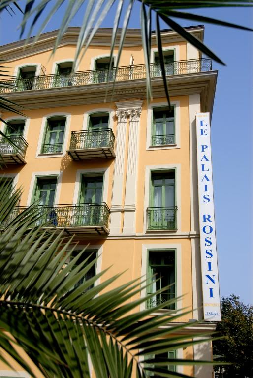 Appart 39 hotel odalys le palais rossini locations de for Nice appart hotel