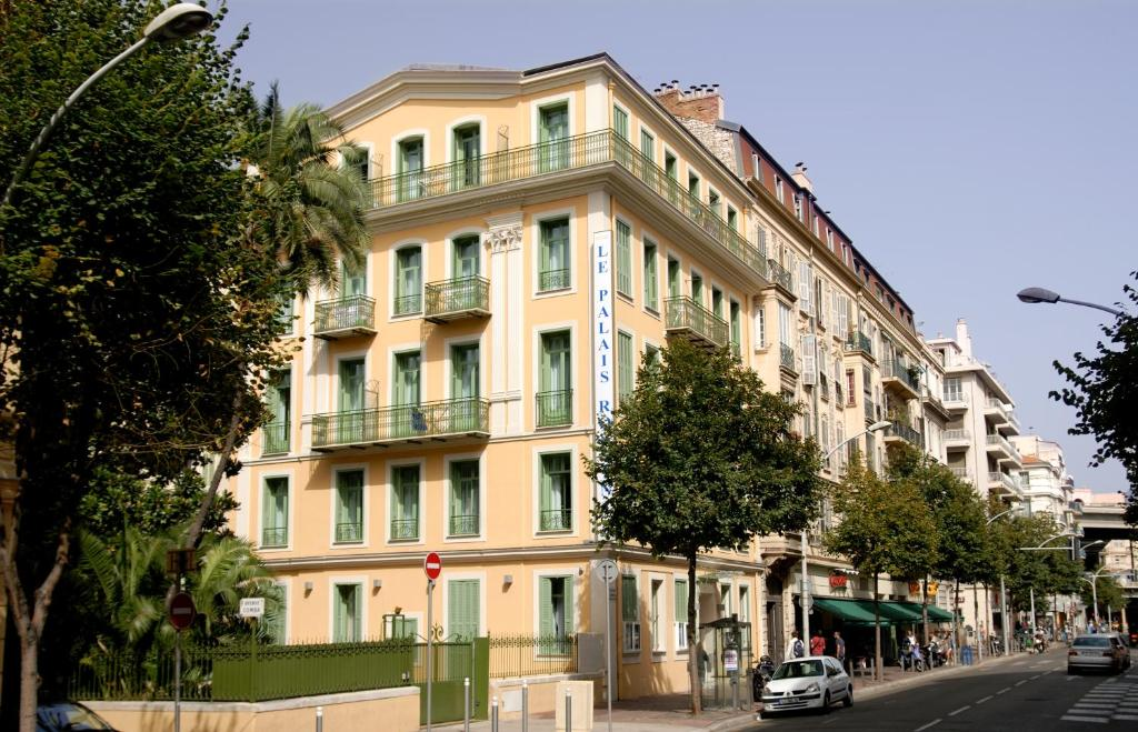 Appart 39 hotel odalys le palais rossini nice book your for Appart hotel odalys